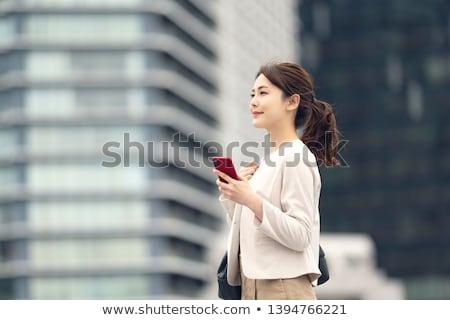 Businesswoman in the city Stock photo © RazvanPhotography