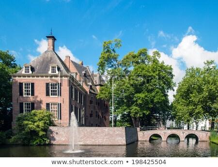 Gemeentehuis in Bemmel, Netherlands Stock photo © phbcz