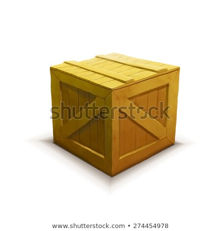 Wooden packing crates production Stock photo © tilo