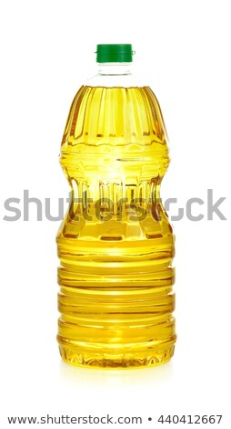 sunflower seed oil and seasonings for preparation of meal Stock photo © konturvid