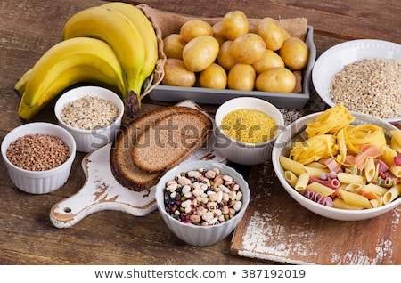 carbohydrate food Stock photo © M-studio