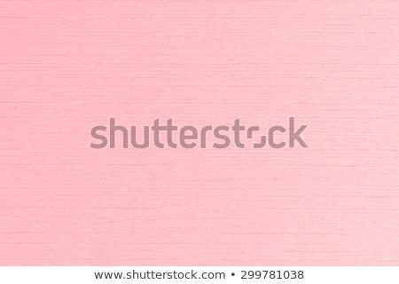 Rosa tecido abstrato fundo onda seda Foto stock © SRNR