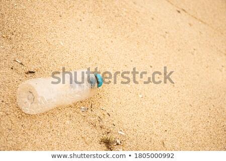 Droping Bottle Stock photo © devon