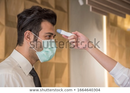Clinical Digital Thermometer Stock photo © make