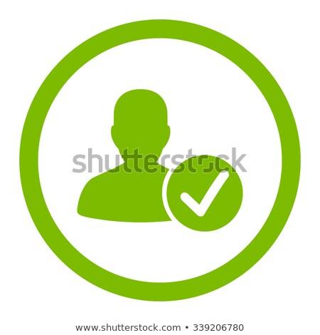 patiënt · vector · icon · pictogram · illustratie - stockfoto © ahasoft