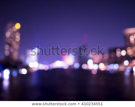 moderne · architectuur · centrum · Frankfurt · hemel · gebouw · stad - stockfoto © janpietruszka