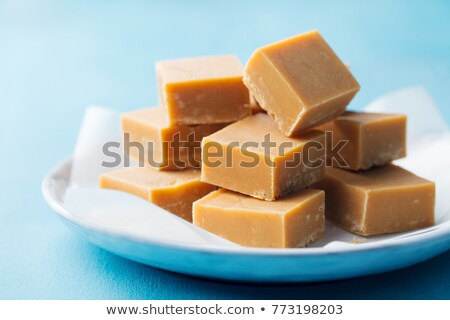 Sweet Pumpkin Fudge  Stock photo © StephanieFrey
