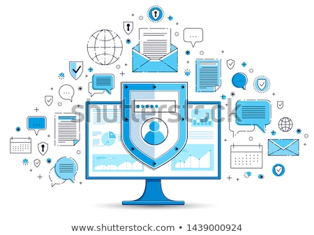 Internet Privacy Protection Stock photo © Lightsource