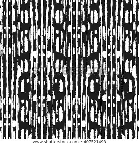 黒 · ネイティブ · アメリカン · 民族 · パターン · ベクトル - ストックフォト © redkoala