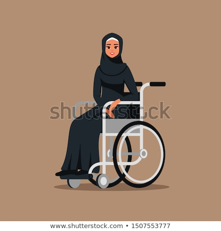 Arab hijab stile donna morte droga Foto d'archivio © toyotoyo