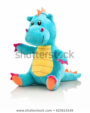 Dinosaurus toy Stock photo © smoki