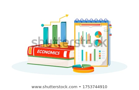 Economics School Discipline, University Studies Stock photo © robuart