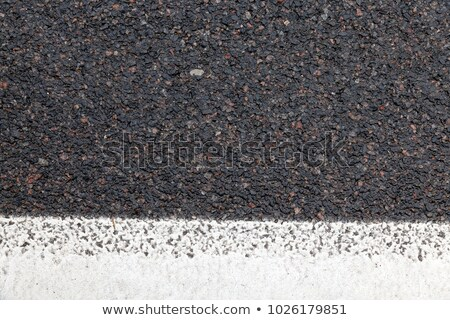 Close up of empty road divider line stock photo © swatchandsoda