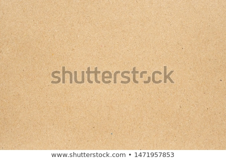 Wrinkled brown paper closeup texture background. Stock photo © Leonardi