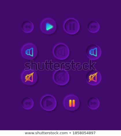 musical · hangfalak · diszkógömb · buli · terv · háttér - stock fotó © articular