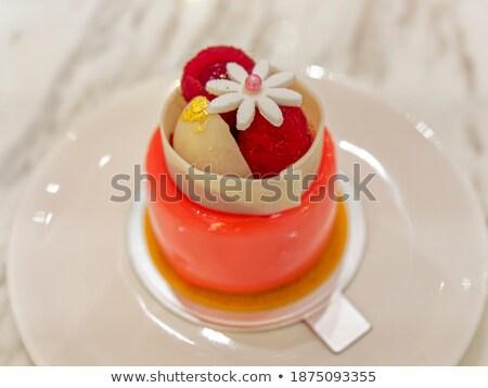 Sensuous Dessert Stock photo © lisafx