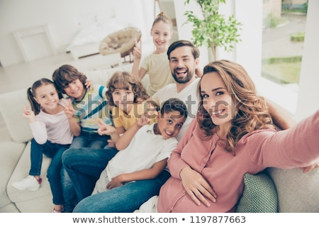 big family Stock photo © Paha_L