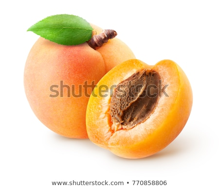 jam · albicocca · alimentare · legno · arancione · tavola - foto d'archivio © m-studio