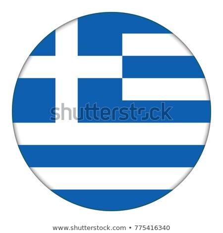 Greece - Flag on Button of Black Keyboard. Stock photo © tashatuvango