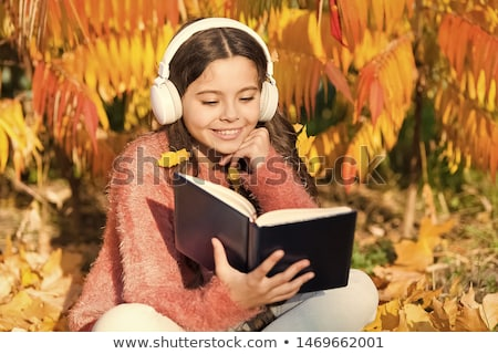 This is my new ebook reader Stock photo © stockyimages
