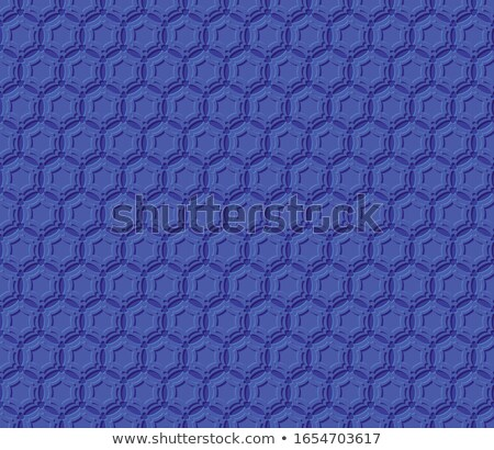 Perforated paper with hexagons forming hexagons Stock photo © Zebra-Finch