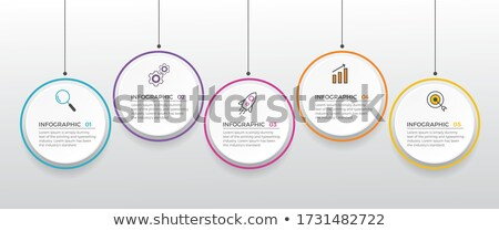 társasági · háló · hálózat · marketing · diagram · kapcsolat - stock fotó © pinnacleanimates