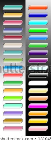 Multimedia web internet vierkante vector roze Stockfoto © rizwanali3d