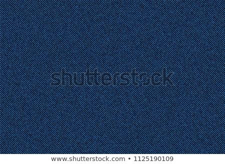 Jeans tecido completo tela moda abstrato Foto stock © zven0