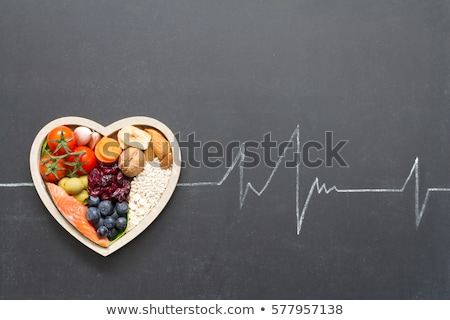 Heart cholesterol Stock photo © bluering