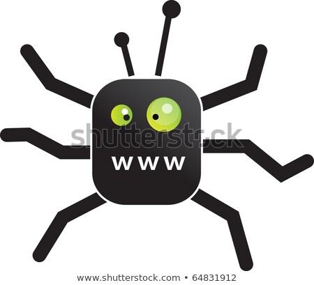 интернет · связи · всемирная · паутина · кабеля · сеть - Сток-фото © zven0