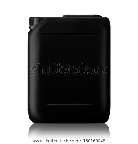 Black plastic gallon Stock photo © ozaiachin