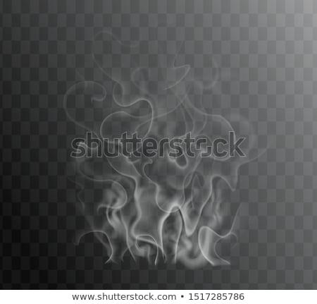 水ギセル 孤立した 白 現代 黒 ゴム ストックフォト © Firstonestock