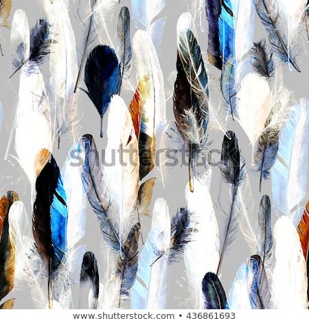 Végtelen minta megismételhető természet test háttér felirat Stock fotó © biv