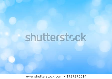 Defocused blue bokeh light Stock photo © stevanovicigor