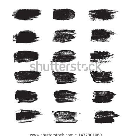 pint paint stroke brush background Stock photo © SArts