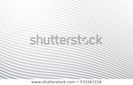wavy smooth lines pattern background Stock photo © SArts