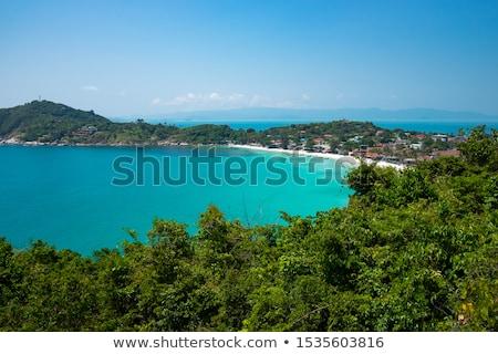 острове Таиланд панорамный мнение природы пейзаж Сток-фото © boggy