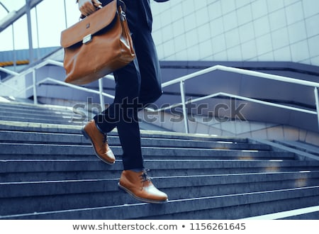 Elegant businessman stock photo © pressmaster