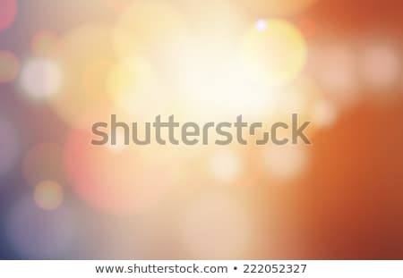 Stok fotoğraf: Abstract Multicolored Background With Blur Bokeh For Design
