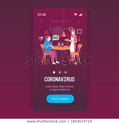 ウイルス スマートフォン 感染 リスク アプリ ストックフォト © limbi007