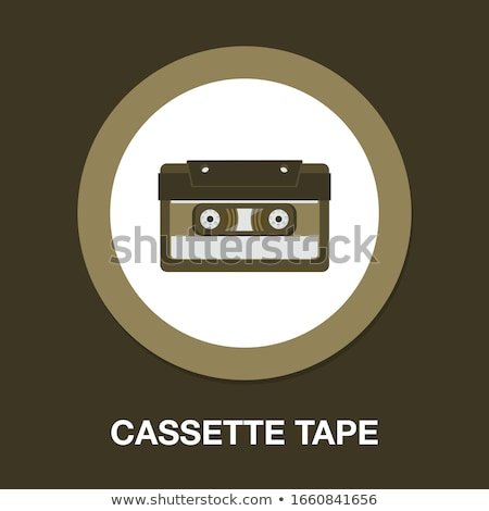 retro audio cassette tapes stock photo © jamdesign