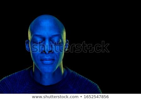 Bald man head Stock photo © ia_64
