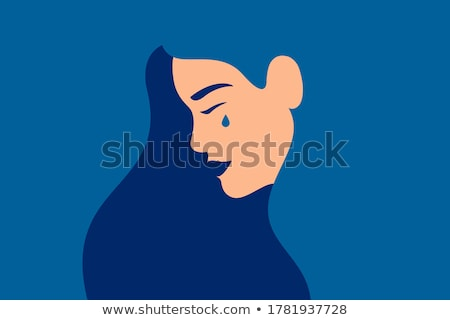 weeping woman stock photo © photography33