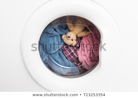 Teddy bear taking a ride Stock photo © veralub