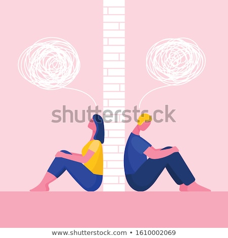 Couple argument Stock photo © photography33