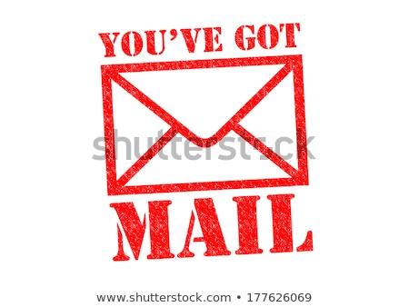 Youve Got Mail Foto d'archivio © chrisdorney