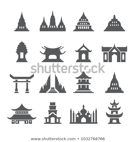 Pagoda Temple Stock photo © dayzeren