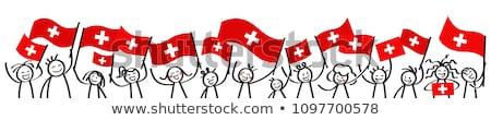 swiss support Stock photo © Nelosa