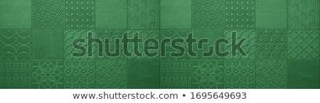 Green Motif stock photo © sonofpromise