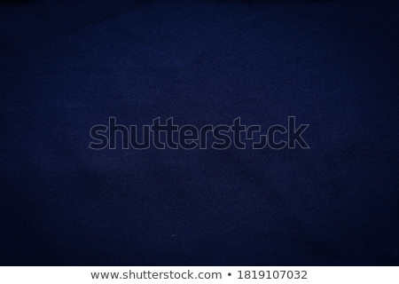 Linen texture in navy blue Stock photo © leungchopan